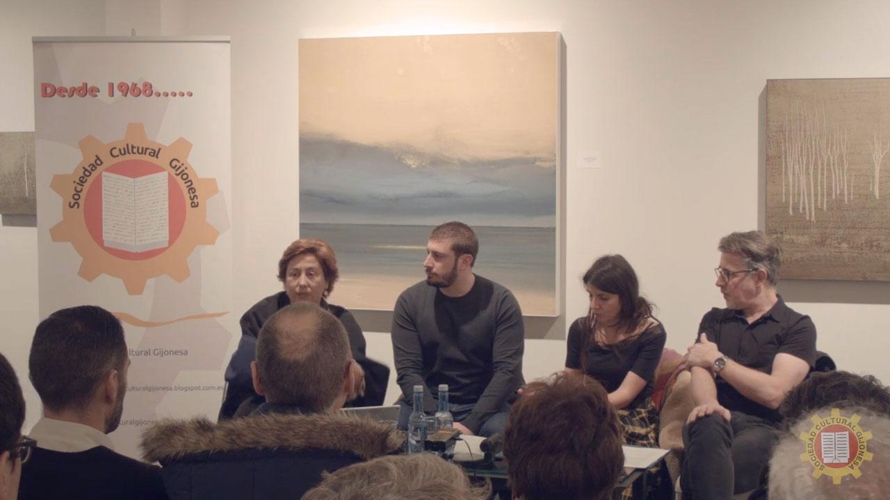 Debate sobre Xixón son representantes de vecinos y comerciantes