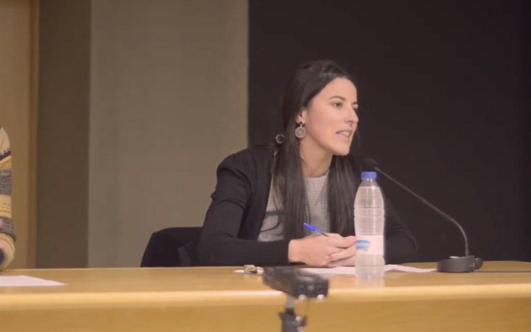 'Comunicaciones históriques n'Asturies' - Patricia Argüelles