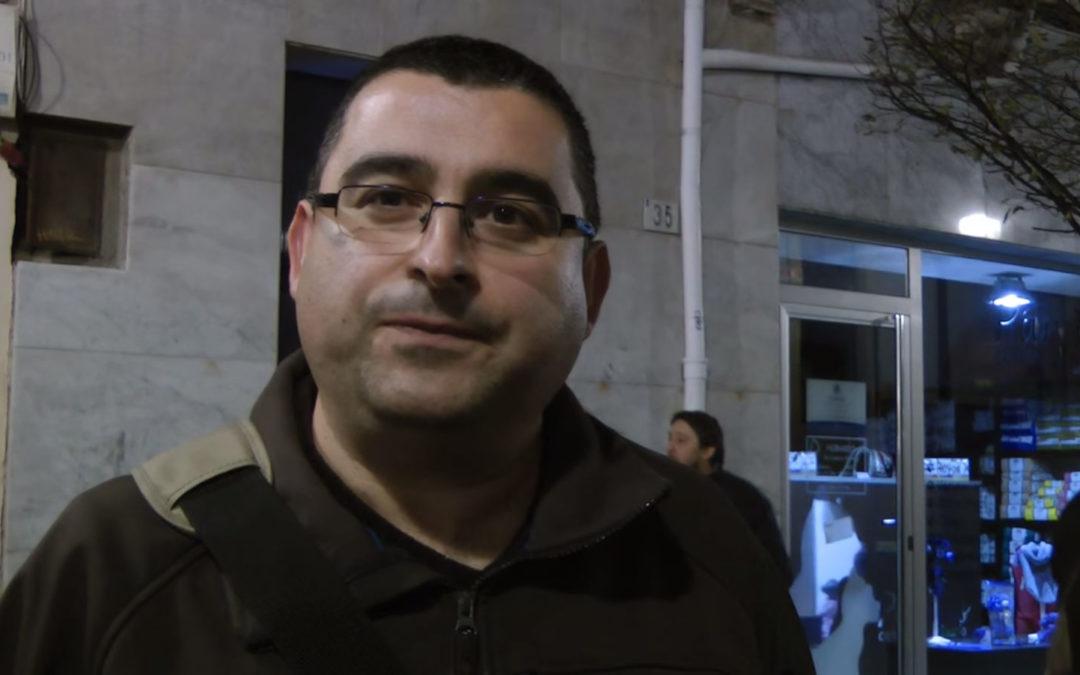 Pedro Roldán, presidente de la Cultural