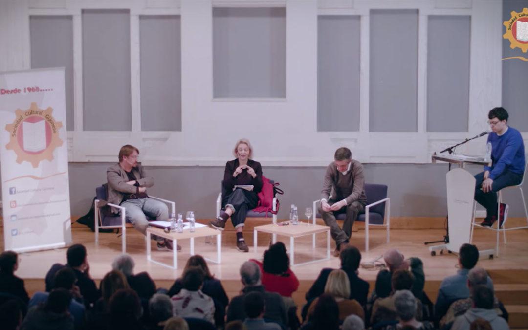 Bescansa, Domenech y Eduardo Madina