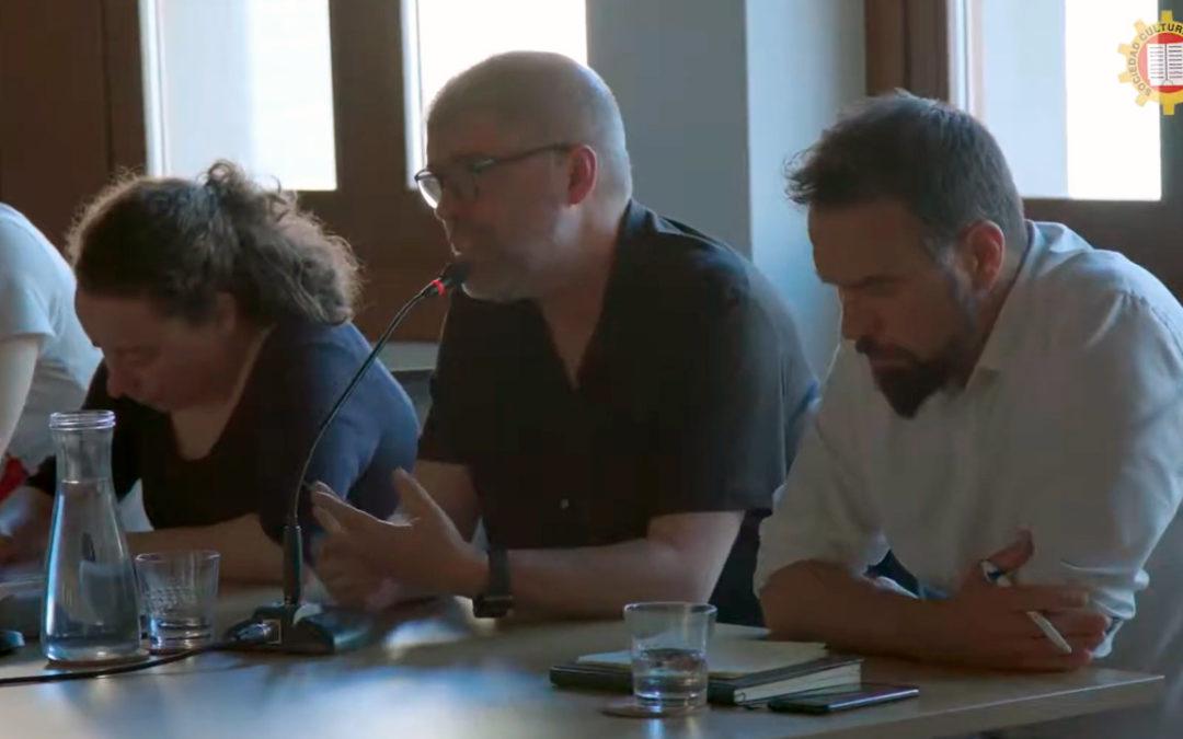 Mesa Redonda: 'Retos sindicales en el nuevo escenario político'