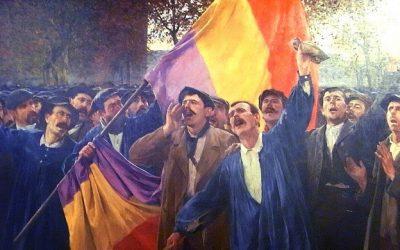 XC aniversario de la república