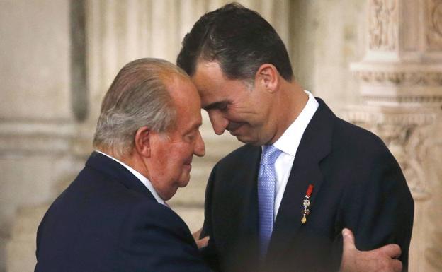 La Cultural apoya'l cambiu de nome de l'Avenida de Juan Carlos I