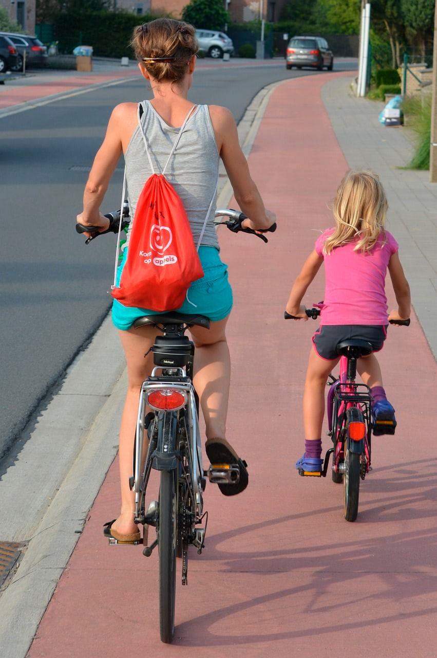 carril bici y movilidad en Xixón