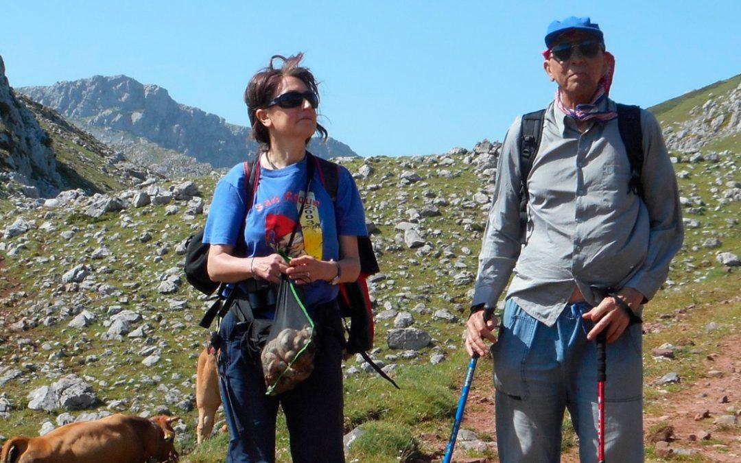 Bea y Eduardo d'Ecoloxistes n'Aición