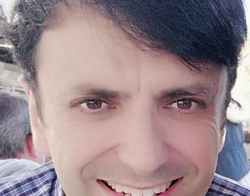 Benjamín Gutiérrez Huerta, director de la Fundación Juan Muñíz Zapico de les CC.OO. d'Asturies