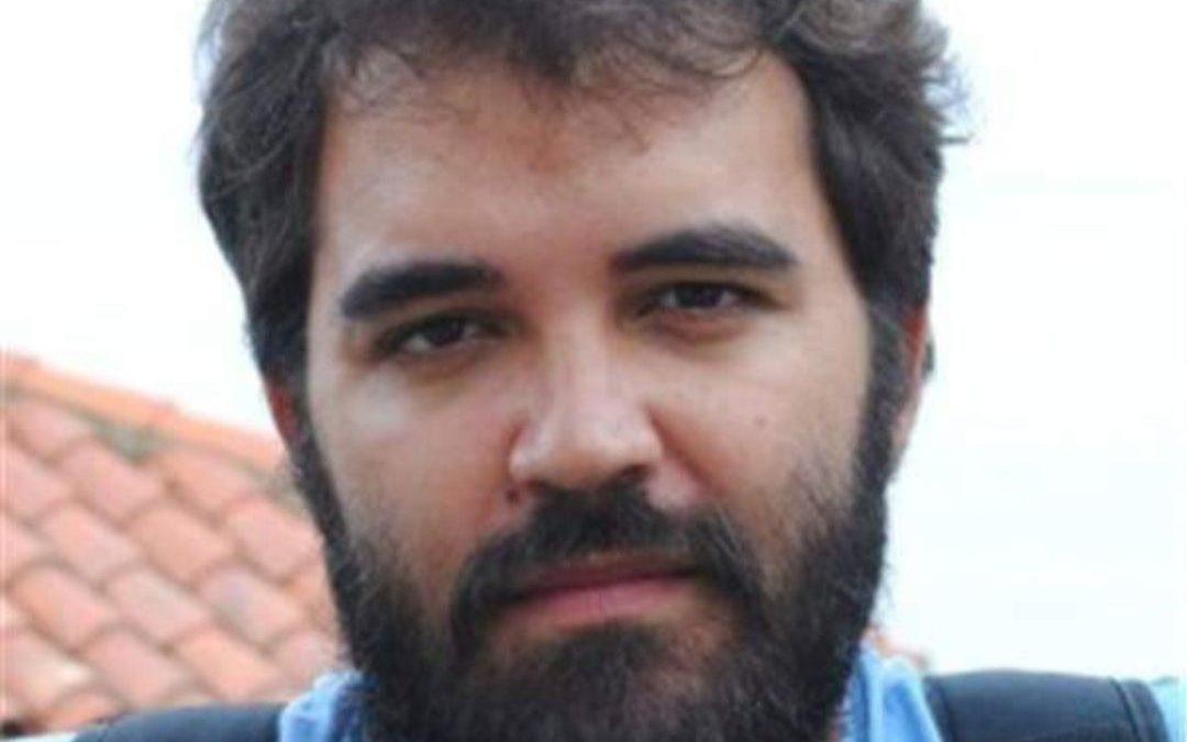 Carlos Gómez, profesor de filosofía