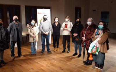 Entrega del Premio Juan Ángel Rubio Ballesteros a los y las trabajadoras del Hospital de Cabueñes