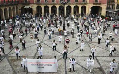 Premio Juan Ángel Rubio 2020 a los y las trabajadoras del hospital de Cabueñes