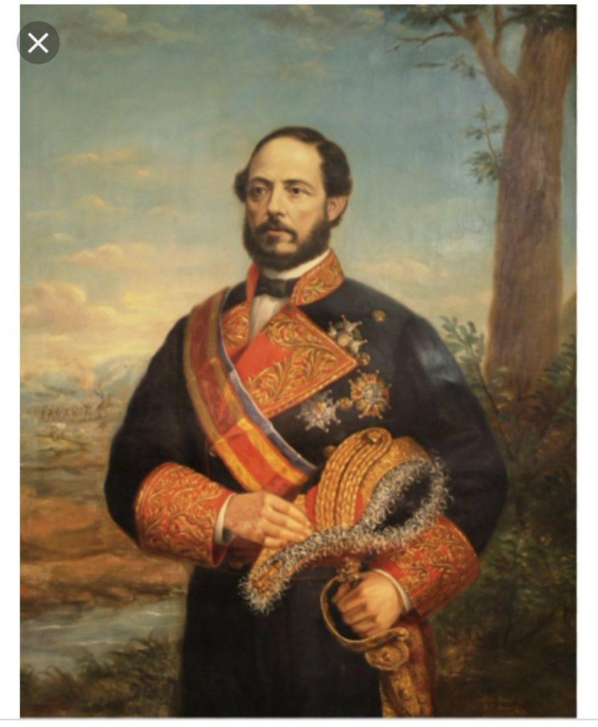 El general Juan Prim y Prats, Presidente del Consejo de Ministros (1814-1870)