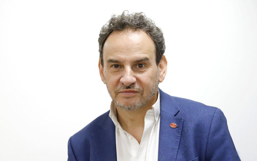 Bruno Estrada, Economista. Adjunto a la Secretaria General de CCOO