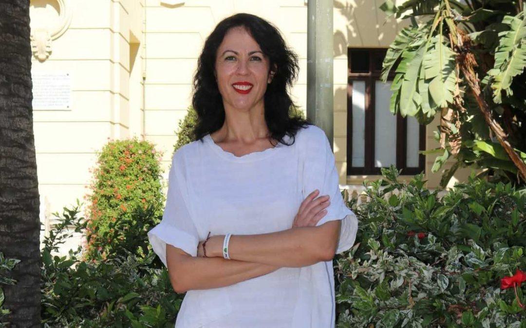 Eva García Sempere, bióloga y Coordinadora Federal de Medio Ambiente de I.U