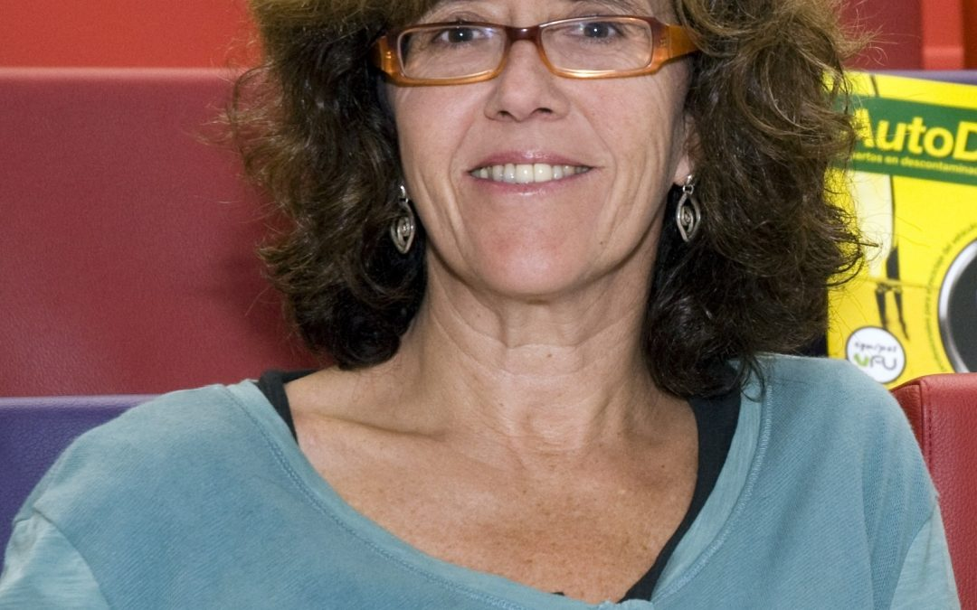 Ana Gutiérrez Dewar Responsable de comunicación de la Plataforma Retorna. Consultora en Prevención de Residuos, Residuo Cero y Economía Circular.