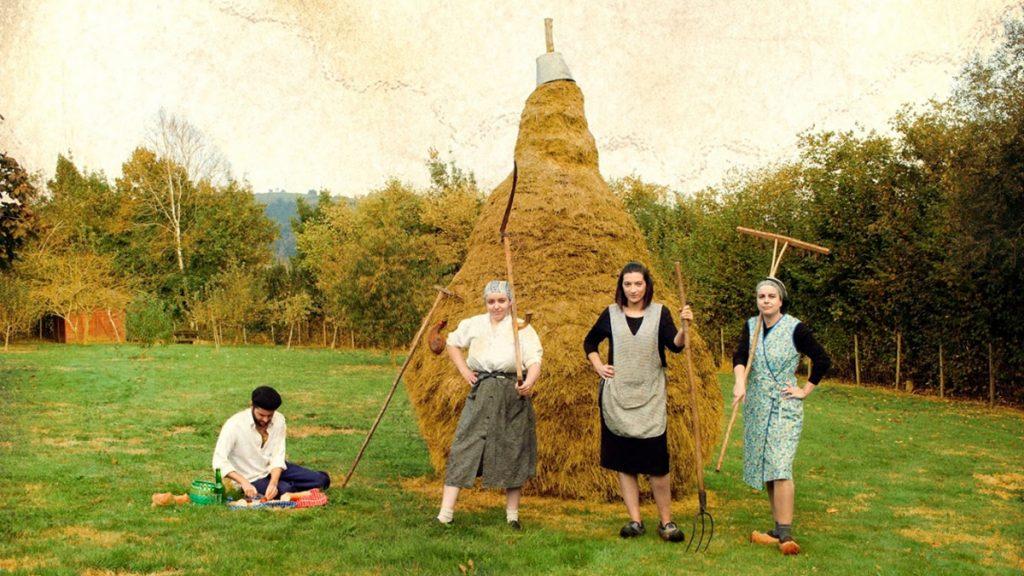 Mujeres delcampo Asturies