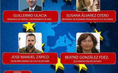 Next Generation Asturias: los fondos europeos a debate