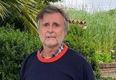 Luis Miguel Álvarez Morales. Jefe del Servicio de Protección y Educación del Medio Natural del Ayuntamiento de Gijón.